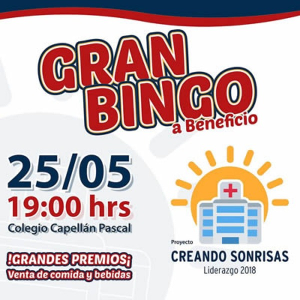 Gran Bingo a Beneficio