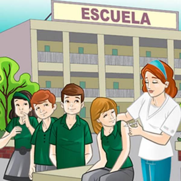 Vacunación Escolar 2018