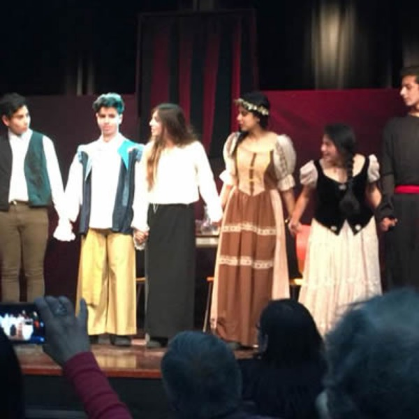 "Festival de Teatro de ""Verso Clásico"""