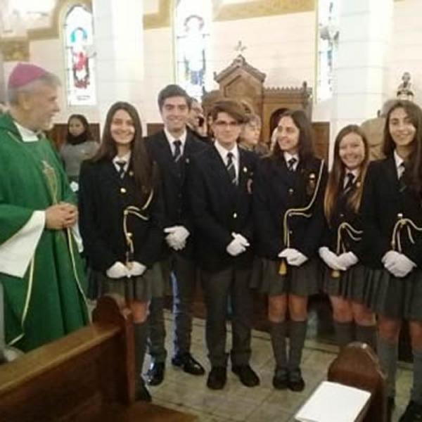 Eucaristía Día del Profesor