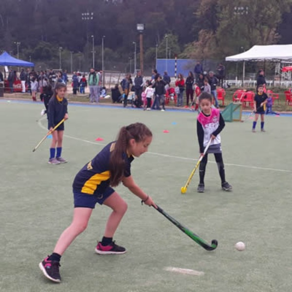Evento de hockey organizado por Sporting RC