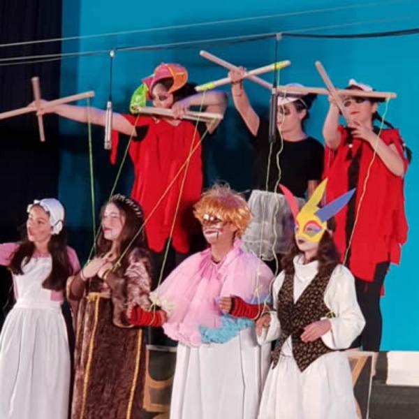 Gala Obra de Teatro Pinocchio