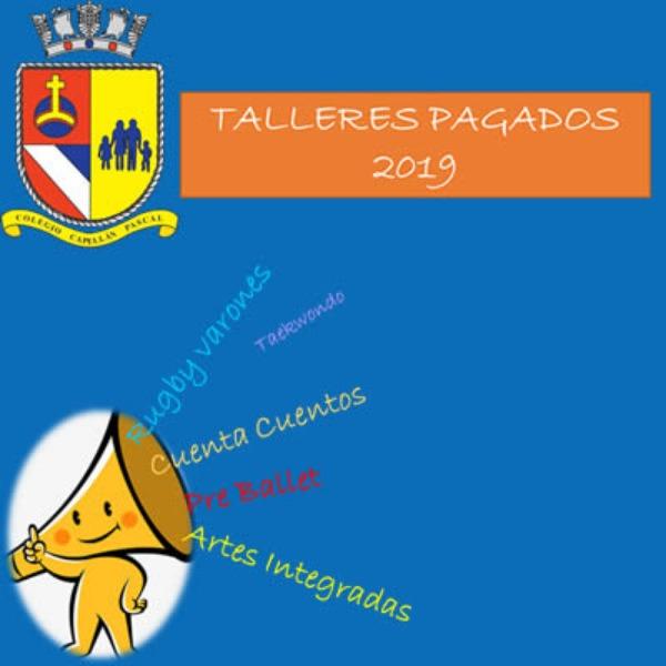 Talleres Pagados 2019