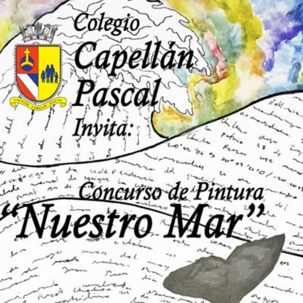 """Concurso de Pintura """"Nuestro Mar"""""""