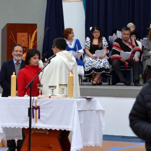 Misa Día de la Chilenidad