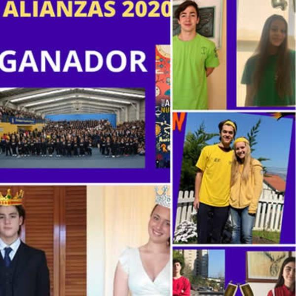 Ganadores Alianzas 2020