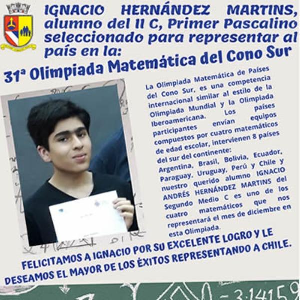 Ignacio Andrés Hernández Martins