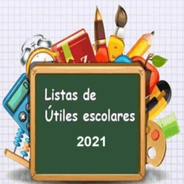 Útiles Escolares 2021