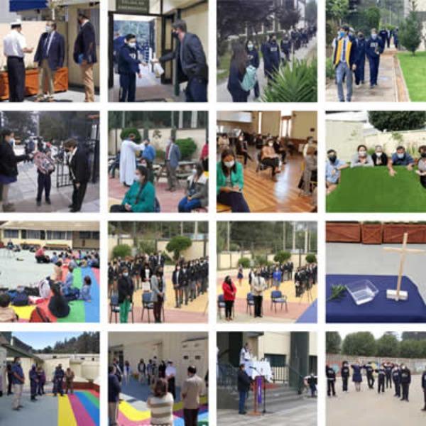 Galería Inicio Año Escolar 2021