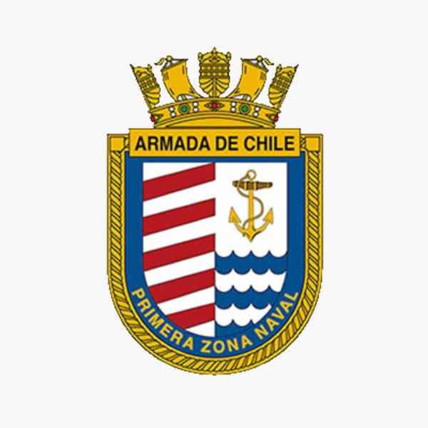 Saludo Comandancia en Jefe de la Primera Zona Naval