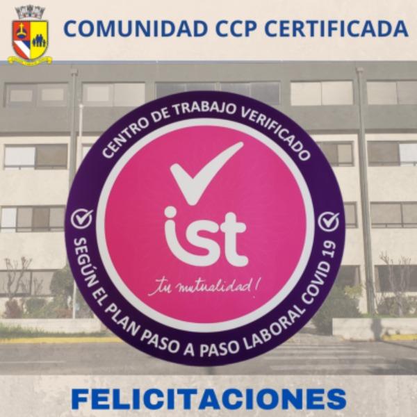 Certificación IST